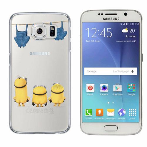 Samsung Fashion Heart Unicorn Iron man Soft Phone Case Cover Image 1