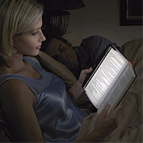 Creative Fashion LED Nightlight Book Reading Light Image 1