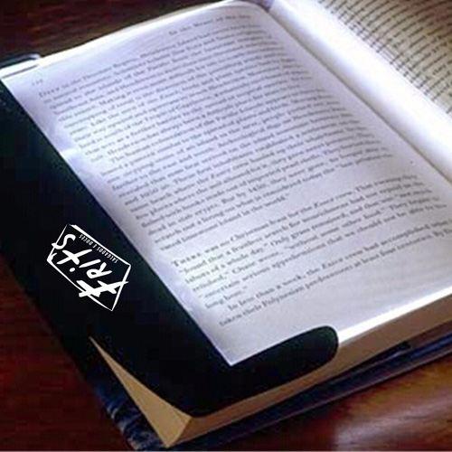 Creative Fashion LED Nightlight Book Reading Light Image 2