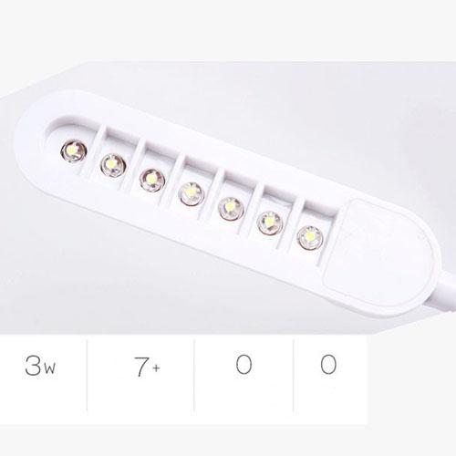 Mini Bedside LED Clip Desk Light Reading Lamp Image 5