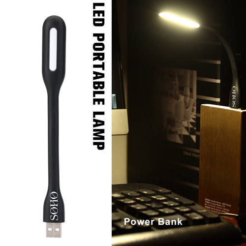 Mini Chip Adjustable Lighting Book Lamp Reading Lights Image 4