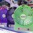 Mini Portable USB Rechargeable Fan Image 3