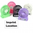 Mini Portable USB Rechargeable Fan Imprint Image
