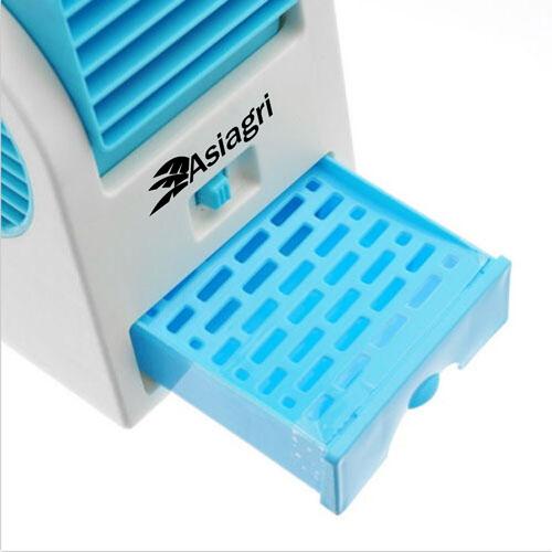 Mini USB Turbine Desk Fan Image 4