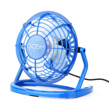 Mini ventilateur de bureau USB Super Mute portable