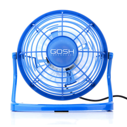 Portable Super Mute USB Desk Mini Fan Image 1