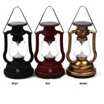 Solar 7LED Bright Lantern Fishing Lamp