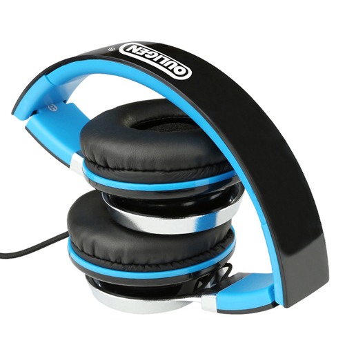 Foldable Stereo Bass Headphone Image 1