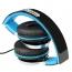 Foldable Stereo Bass Headphone Image 1