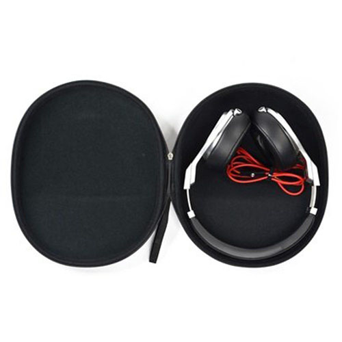 Protective Headphone Carrying Hard Case Image 3