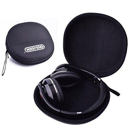 Protective Headphone Carrying Hard Case