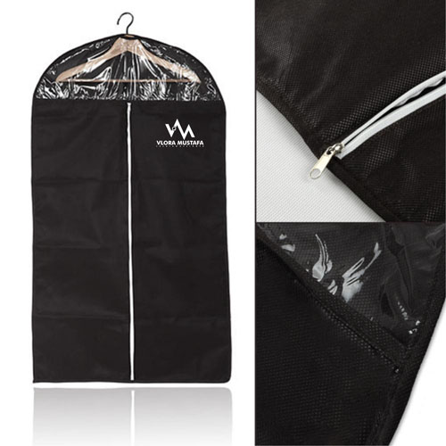Breathable Dust Proof Garment Cover Bag Image 1