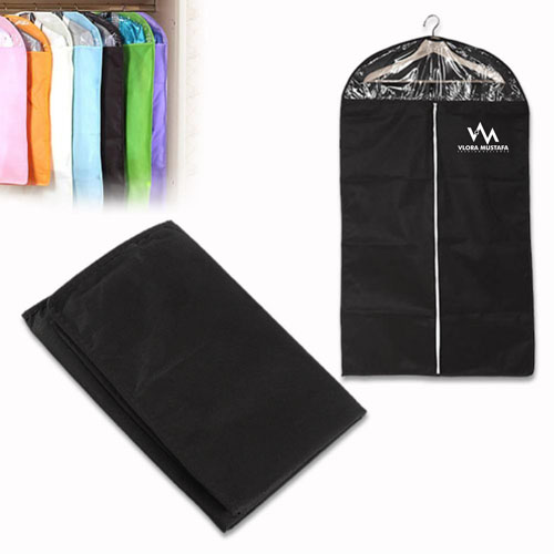 Breathable Dust Proof Garment Cover Bag Image 2
