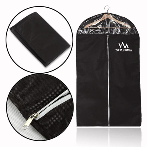 Breathable Dust Proof Garment Cover Bag Image 3