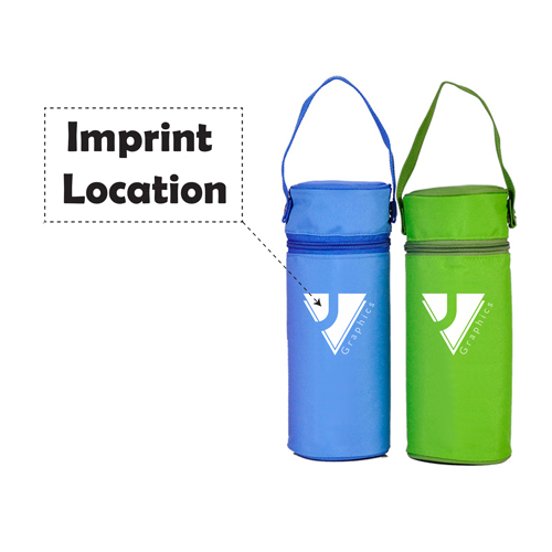 Insulation Heat Preservation Bucket Bottle Bag Imprint Image