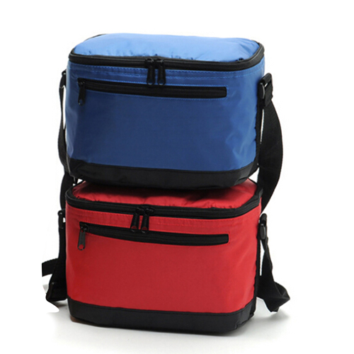 Insulation Nylon Cooler Lunch Bags For Outdoor Image 1