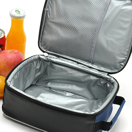 Insulation Nylon Cooler Lunch Bags For Outdoor Image 4