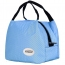 Insulated Portable Canvas Thermal Food Lunch Bag