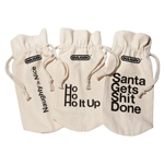 Logo Cotton Gift Bag