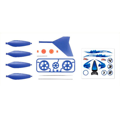 Eco-science Wind Power Educational Car Toy