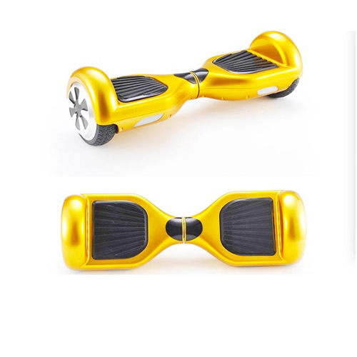 Electric Self Balancing Hoverboard With LED Light Image 2