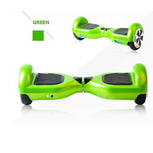 Electric Self Balancing Hoverboard With LED Light Image 3