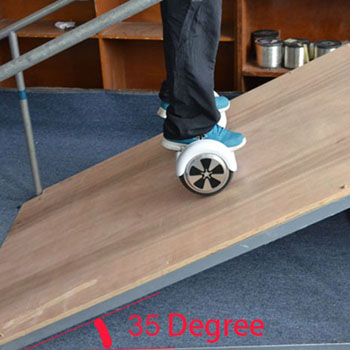 Electric Self Balancing Hoverboard With LED Light