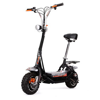 Folding Rim Motor Lithium Battery Electric Scooter