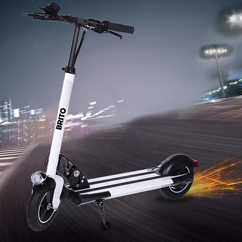 Foldable 10 Inch Electric Scooter Image 2