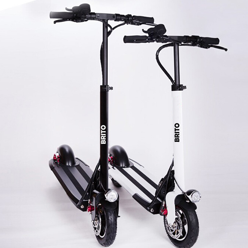 Foldable 10 Inch Electric Scooter Image 4