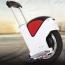 Smart Single Wheel Electric Bike With Handrail