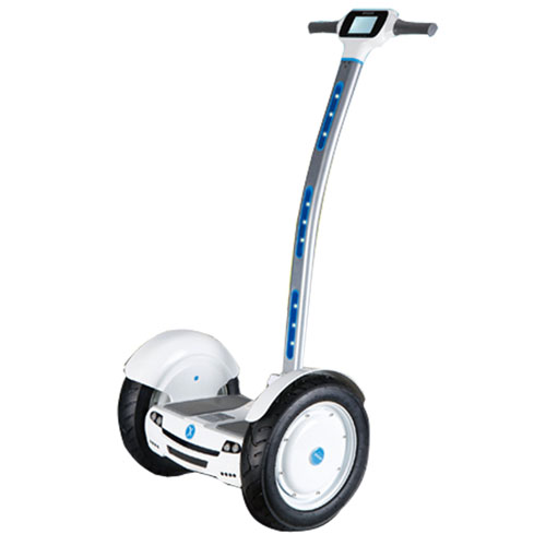 Voice Control 2-wheel Hoverboard With Handle