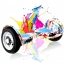 Professional 10 Inch 2 Wheel Electric Standing Hoverboard