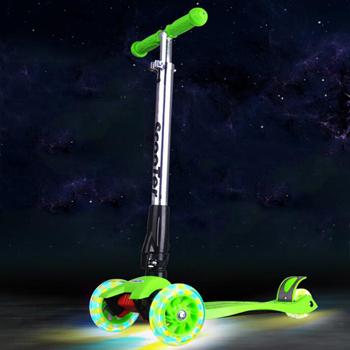 Triad Flashing Three Wheel Scooter