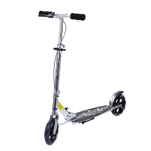Big Wheel Aluminum Folding Scooter