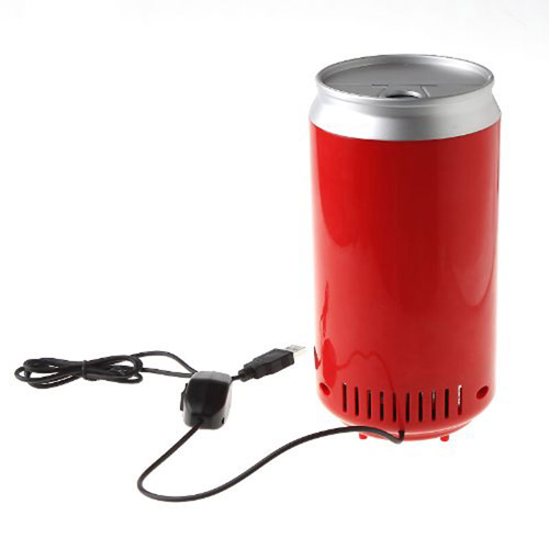 Mini USB Drink Cans Cooler And Warmer Image 3