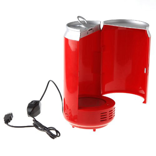Mini USB Drink Cans Cooler And Warmer Image 4