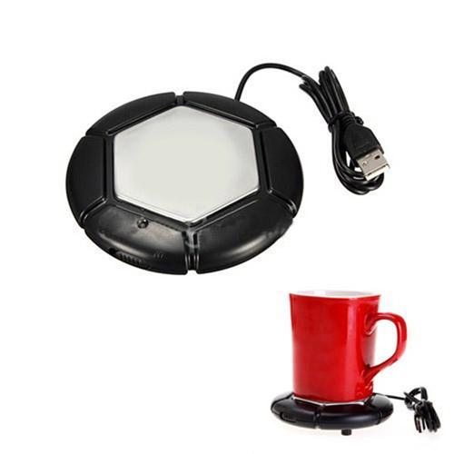USB Portable Mug Drink Heater Warmer Pad Image 2