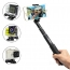 Extendable Mini Universal Bluetooth Selfie Stick Image 2