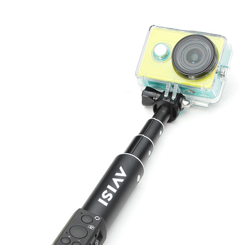 Extendable Mini Universal Bluetooth Selfie Stick Image 4