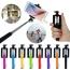Extendable 16-50cm Shutte Selfie Stick