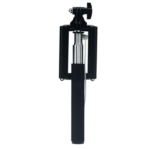 Extendable 16-50cm Shutte Selfie Stick Image 1