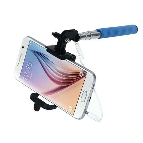 Extendable 16-50cm Shutte Selfie Stick Image 3