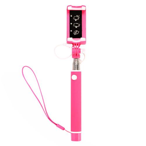 Standard Mini Wired Control Selfie Stick Monopod  Image 1