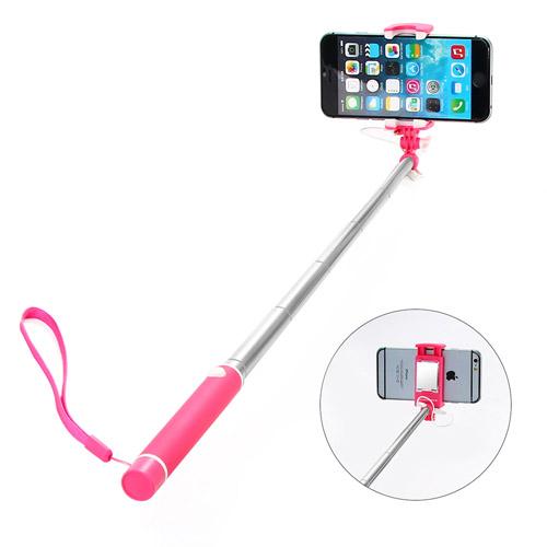 Standard Mini Wired Control Selfie Stick Monopod  Image 3