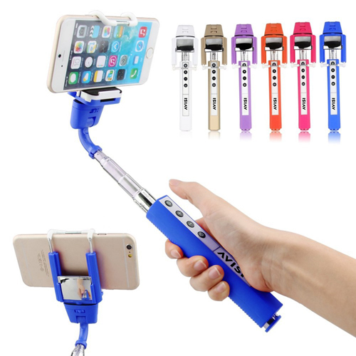 Extendable Universal Alloy Bluetooth Handheld Selfie Stick