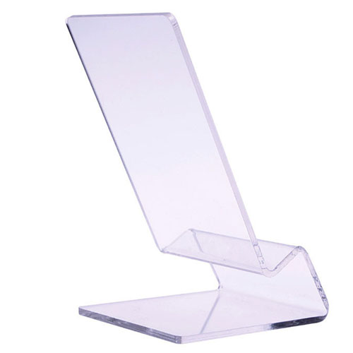 Clear Mount Holder Display Stand Image 1