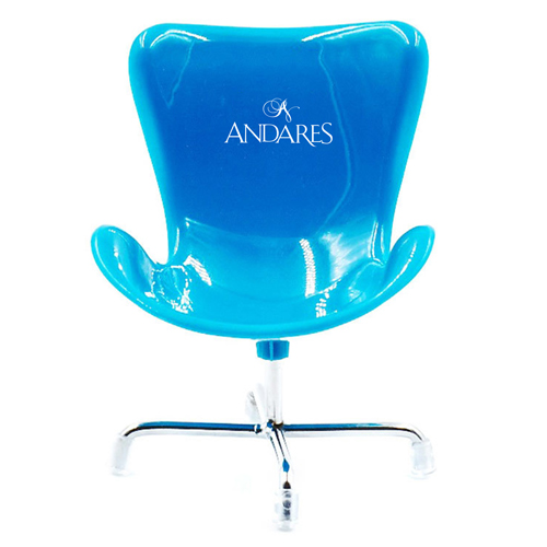 Chair Style Desk Stand Phone Holder