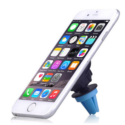 Finger Grip Magnet Mobile Stands Mount Image 2