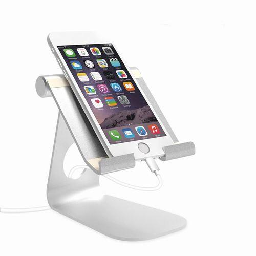 Metal Mobile Phone Desktop Cradle Image 2